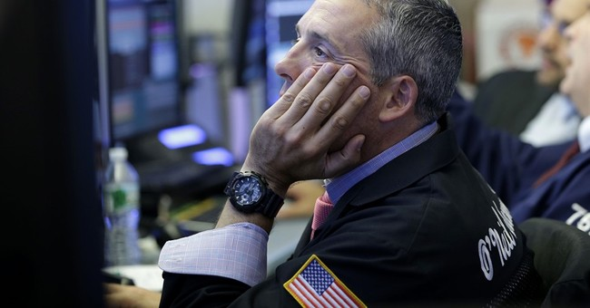 What Caused The S&P's Sudden Market Drop?