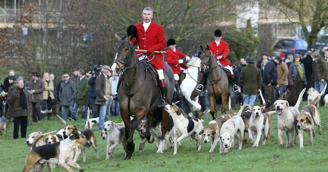 Scottish Separatist Legislators Save English Fox Hunting Ban