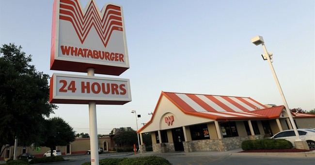 It Happened Again: Police Officers Refused Service ... This Time At A Texas Whataburger