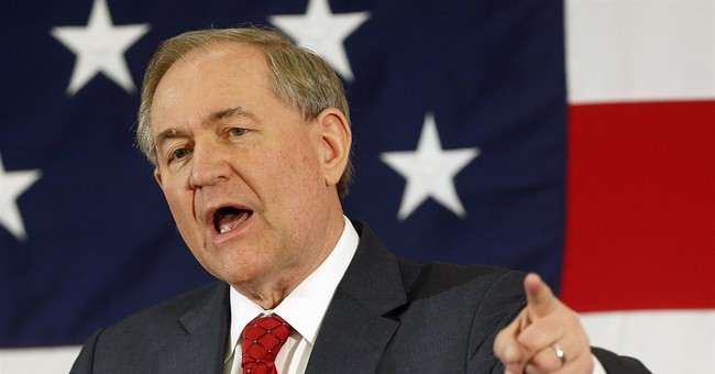 Jim Gilmore Drops Out of 2016 Race
