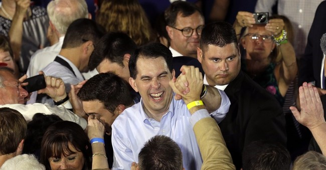 Scott Walker and the Other Dummies
