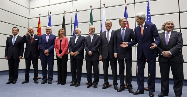 Iran Deal Must Begin Western Shift Toward Economic-security Mindset