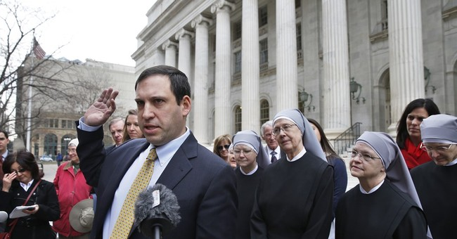 Defend the Little Sisters of the Poor -- and American Liberty