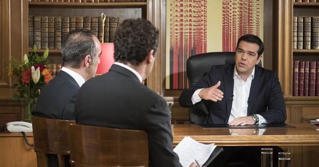 """More Greece """"Uncertainty"""": Default Looms in July, EU Rejects Greek Emergency Summit"""