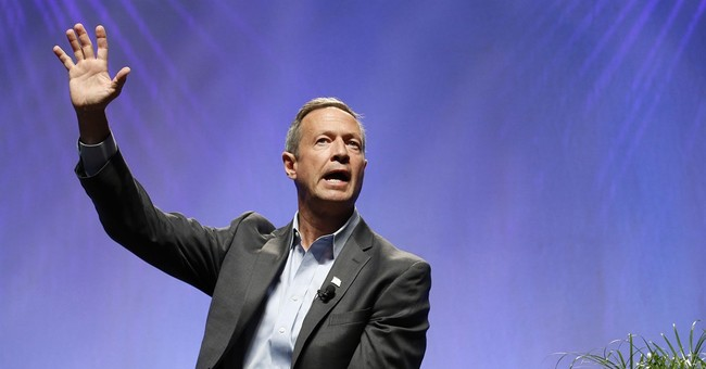 Martin O'Malley, Unknown but Not Implausible
