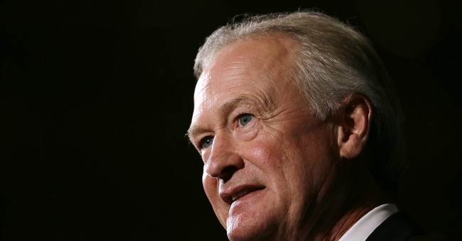Lincoln Chafee: Awful Bad, Awful Sad