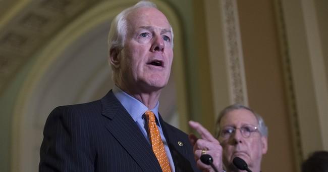 NRA Supports John Cornyn's New Mental Health Bill