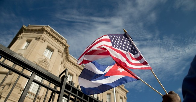 US Resumes Relations With Cuba, Opens Cuban Embassy in DC