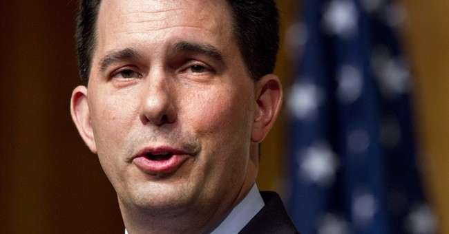 Scott Walker to Hillary: While You Charged Universities $225,000 to Show Up, I Froze Tuition Rates