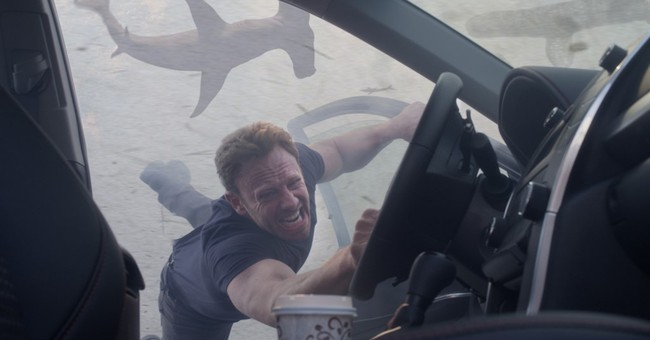 Trump Almost Played the President in Sharknado 3