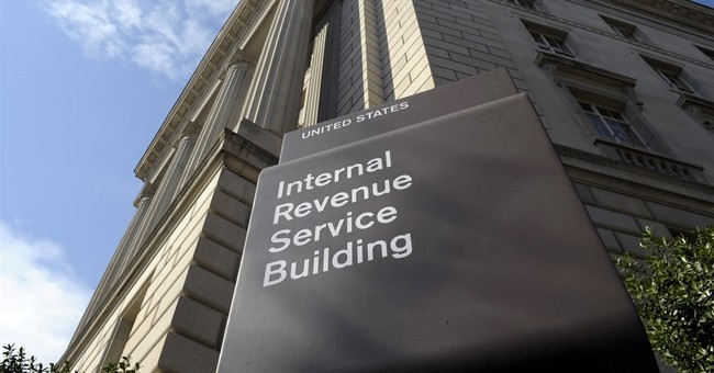 So, The IRS Got A Three Percent Increase In Funding From Last Year