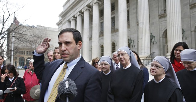 Little Sisters of the Poor Go Back to Court as State AGs Sue to Force Contraceptive Mandate