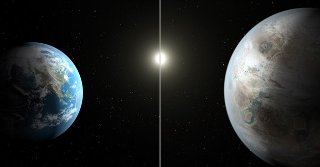 Earth to Kepler-452b