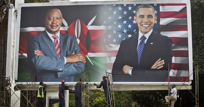"Kenya to Obama: ""Welcome Home"""