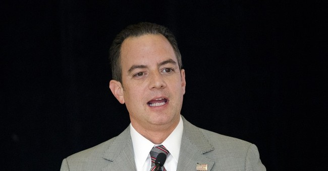 RNC Chairman Warns Third Party Run Would Be a 'Death Wish'