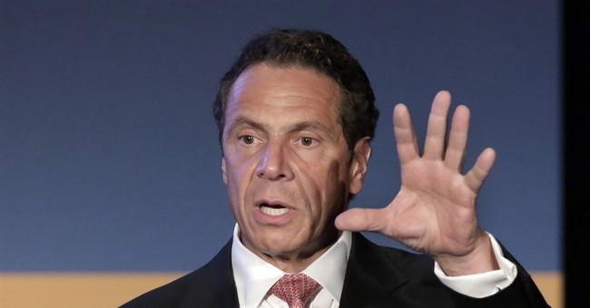 Cuomo Pushes Gun Control at  Aide's Funeral
