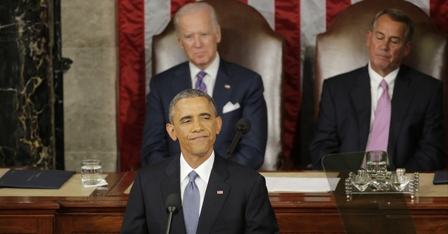 Snark Blogging the State of the Union...