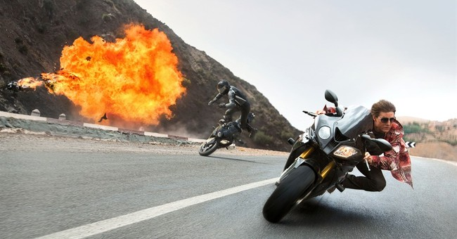 Cruise Faces Off Against a Rogue Terrorist Threat in Mission Impossible 5