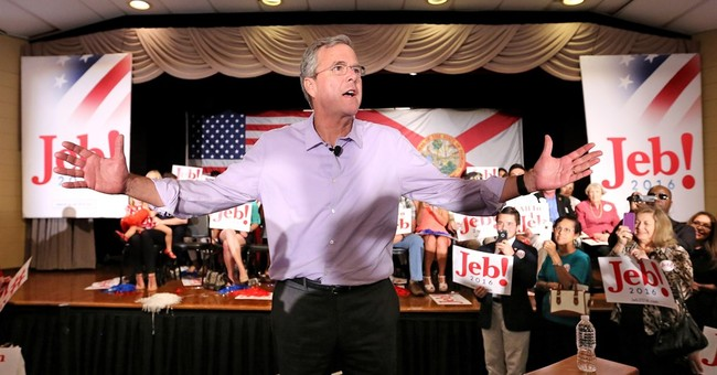 Jeb Bush's Campaign Fundraising Haul Leaves Him PACked With The Most Cash