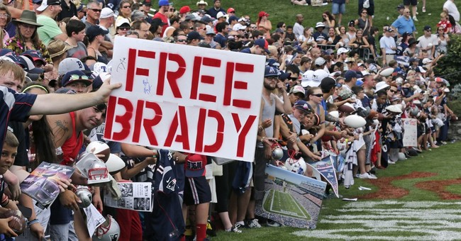 "Tom Brady's ""Deflategate"" Suspension Nullified by Judge"