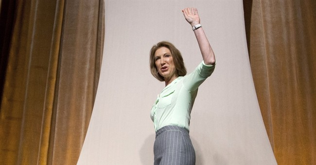 Team Carly Fires Back at Trump in New Ad: 'Look At This Face'