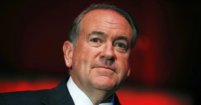 Iowa Suffolk Poll: Huckabee at...2 Percent?
