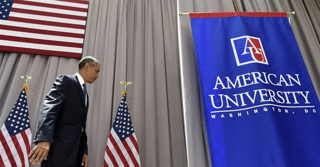 Pro-life Posters Get Vandalized at American University While Pro-life Pope is in Town