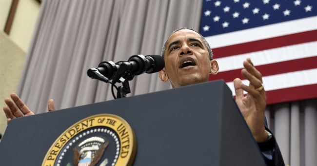 "Obama: Without My Iran Deal, ""Some Form of War"" is Possible"