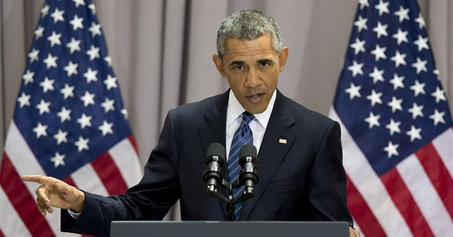 Obama: Sure, My Iran Deal Will Probably Help Finance Terrorism
