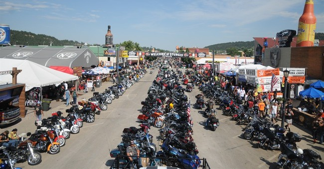 WSJ Editorial Board Torches Flawed Study That Blamed Sturgis Motorcycle Rally for Being 'Super-Spreader' Event