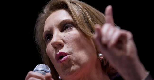 Keep Your Eyes on the Race: Carly Fiorina's Prepared to Fight