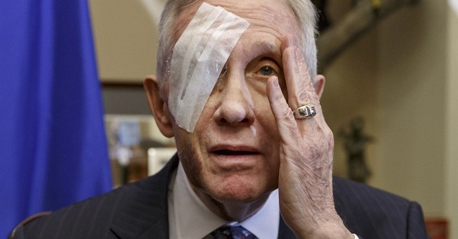 The Shameless Hackery of Harry Reid