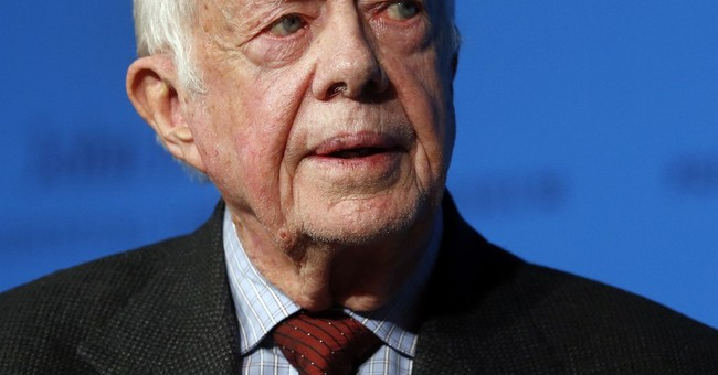 Former President Jimmy Carter Announces Advancement in Cancer