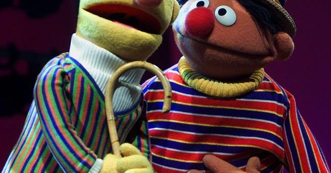 Hypocrites Line Up on Sesame Street