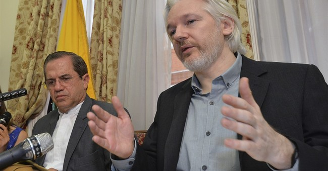 Julian Assange Demands UK Hospital Treatment As He Hides In London Embassy
