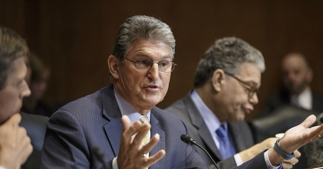 Manchin: I Told Schumer If You Ignore Red State Democrats, You're Going To Be In The Minority Forever