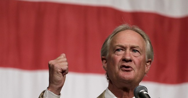 Is Lincoln Chafee Dropping Out? UPDATE: Yep