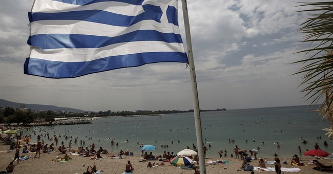 The Perverse Impact Of Greek Bailouts