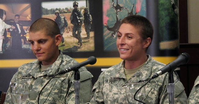 Male and Female Still Matter in Combat