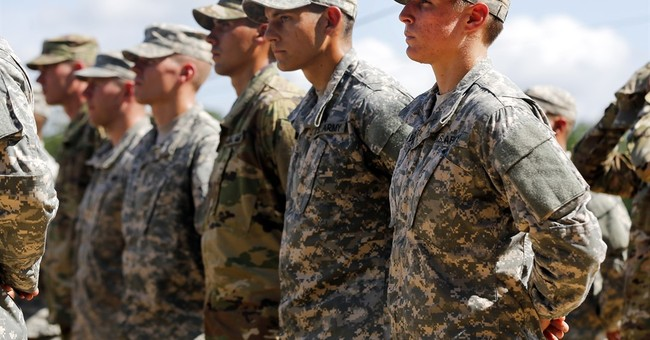 Congress Will Not Require Women to Register For the Draft