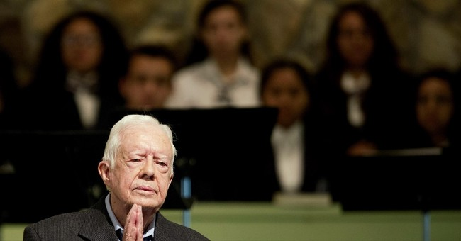 Jimmy Carter's Peace