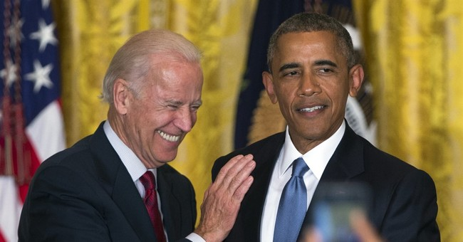 Biden's Cringeworthy Tweet For Best Friend Day Was Mocked By Everyone...Including David Axelrod
