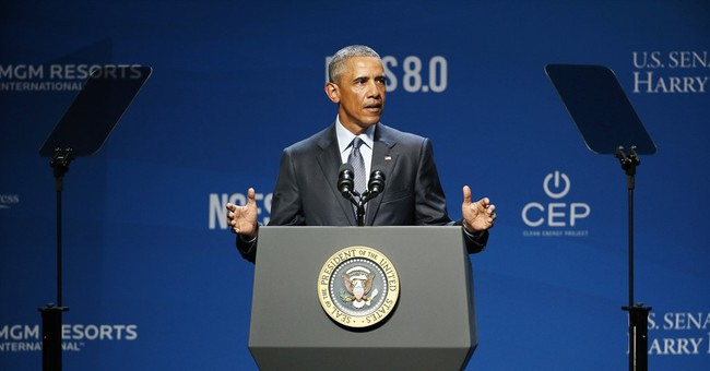 Las Vegas Review-Journal: Obama's Clean Power Plan Is 'Unlawful Overreach'