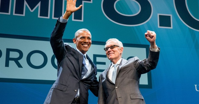 Obama Ignored Reid's Request to Reject Resolution for Palestinian State – Twice