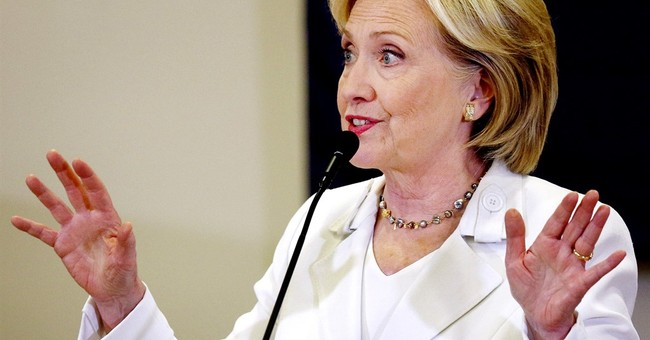 The Exhausting Mrs. Clinton
