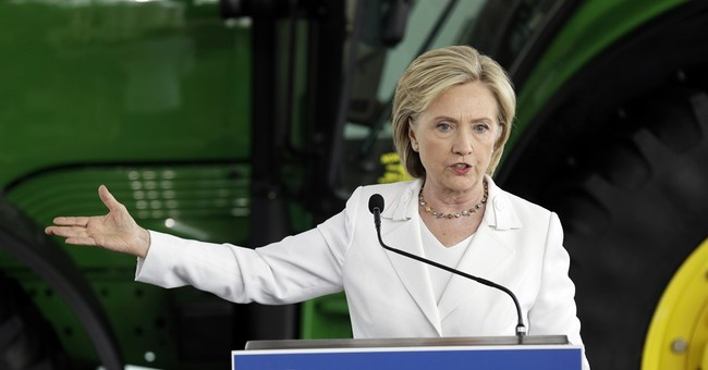 Video: Hillary To 'Take On' The Issue Of Gun Violence In America