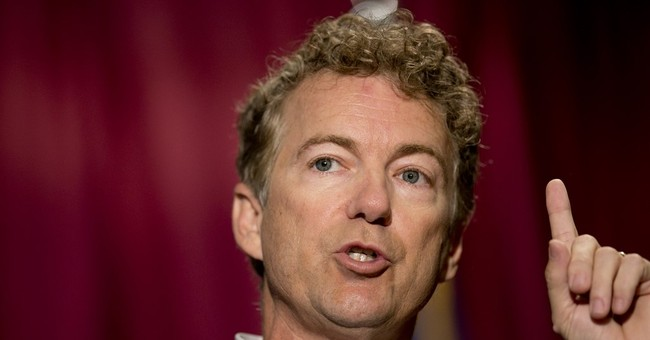 Rand Paul Offers a Desperately Needed Alternative to the GOP's Mindless Militarism