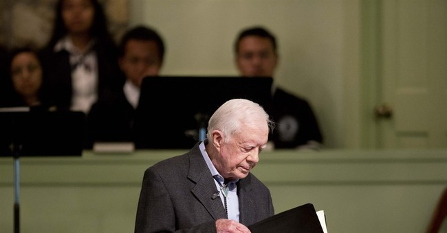 Jimmy Carter's Profile in Courage