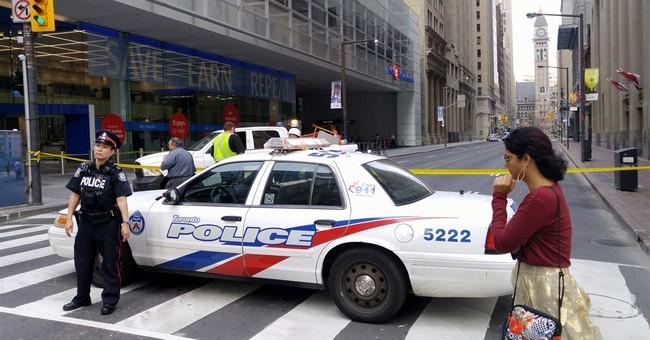 As Canada Explores Total Handgun Ban, Toronto Police Union Honcho Says It Won't Work