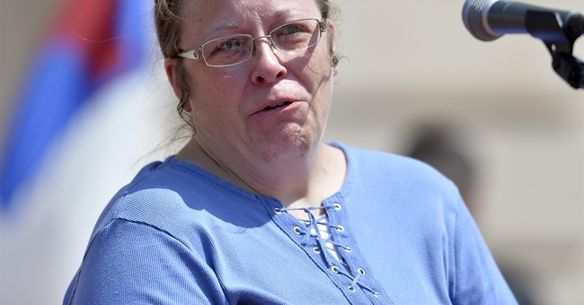 EXCLUSIVE: Kentucky Clerk: I Am Prepared to Go to Jail